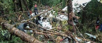یک نوجوان ۱۲ ساله نجات یافت ، سقوط هواپیما در اندونزی با ۸ کشته